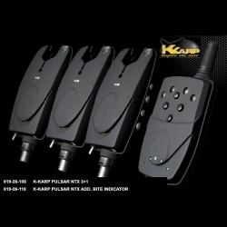 Pulsar NTX Bite Alarm Set K KARP