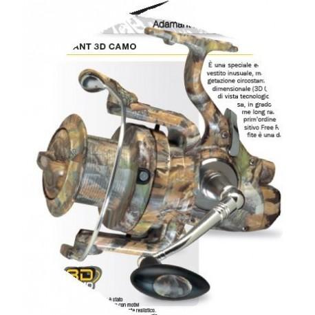 Mulinello KKarp Adamant 3D CAMO