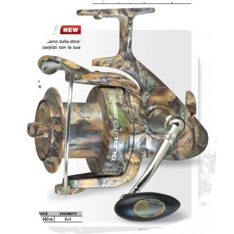 Mulinello KKarp Gladio 3D CAMO