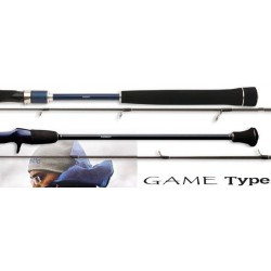 Canna Shimano Game Type