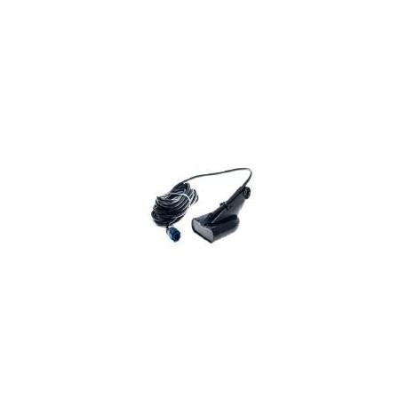 Trasduttore Lowrance HDI 9pin in plastica 50/200 kHz