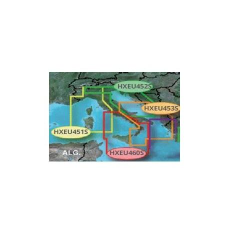 Garmin Cartografia Bluechart G2 HD per Portatili