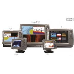Lowrance Serie Hook 2 con GPS SS 5x