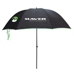 Ombrellone Maver NYLON UMBRELLA BLACK