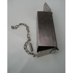PASTURATORE A STRAPPO Metal3 IN ACCIAIO INOX